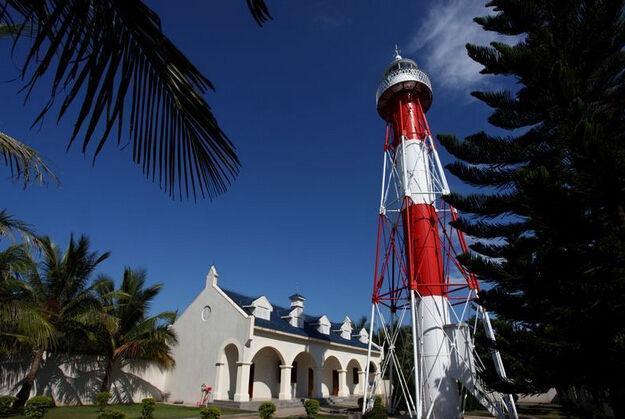 长岛蓝湾周边灯塔