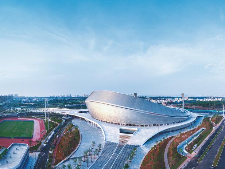 五源河奥体文化中心