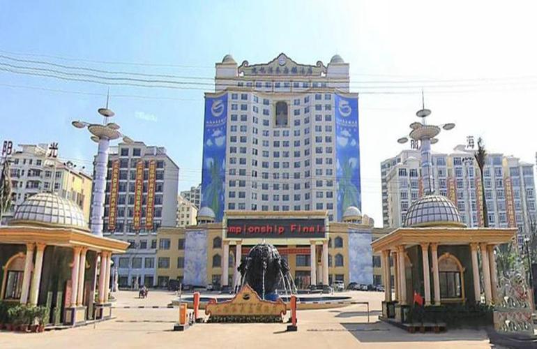 周边九龙温泉酒店