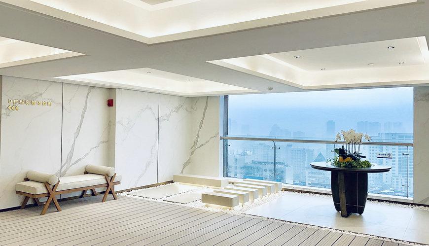 空中会客厅实景图