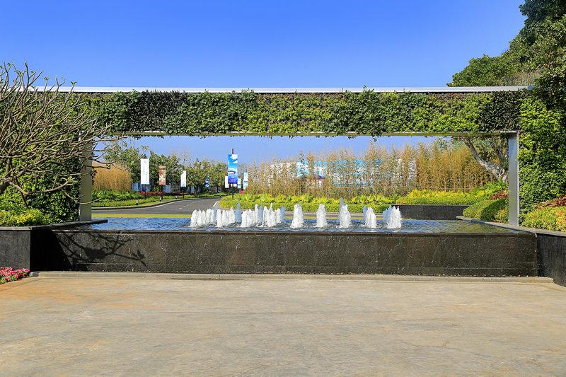 海棠华著别墅实景图