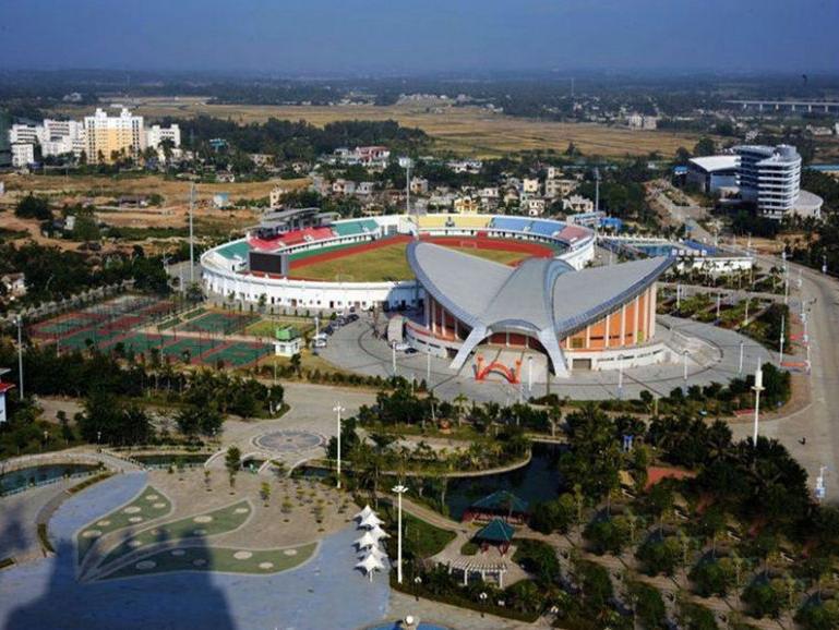 周邊-陵水多功能體育館