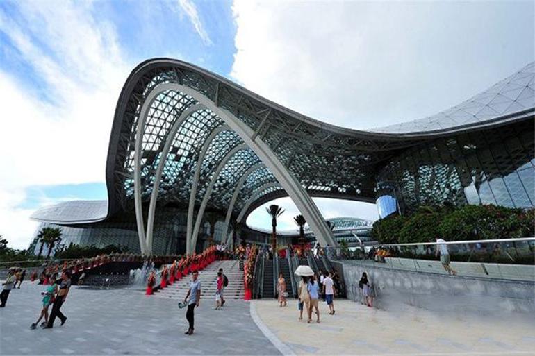 周边配套图-海棠湾国际免税城