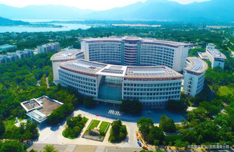 周边配套-中国解放军301医院海南分院
