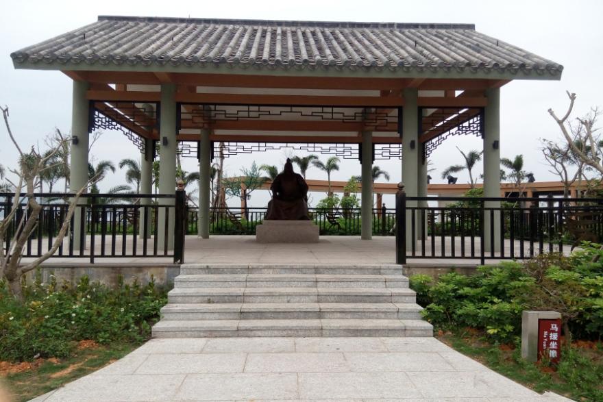 周边伏波文化公园
