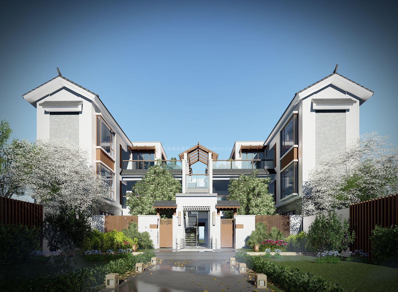 大理的小院子70年产权别墅在售 总价约115万/套-350万/套