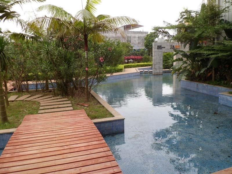 临高半岛阳光:东南亚风情养生社区,现房特惠约8500元/㎡
