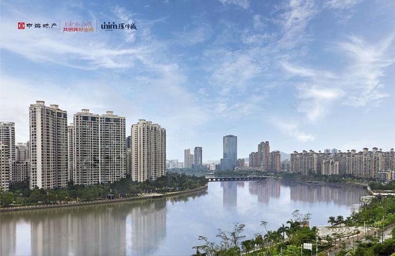 珠海中海环宇城预计2020年交房