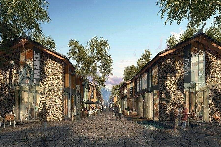 雪山艺术小镇交房时间2020年6月