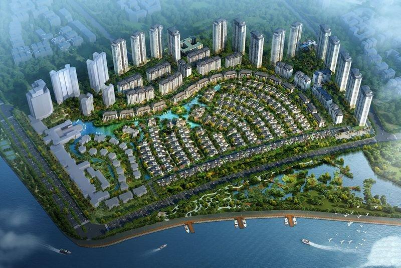珠海万科红树东岸 品质人居 滨海生活样本 在售均价24500元/㎡