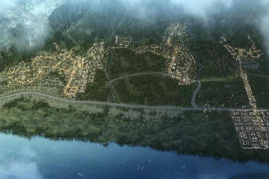 云南大理的小院子南区观海合院 均价25000元/㎡