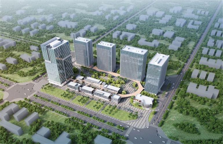 珠海富力優派廣場 預計2020年中4、5棟交房