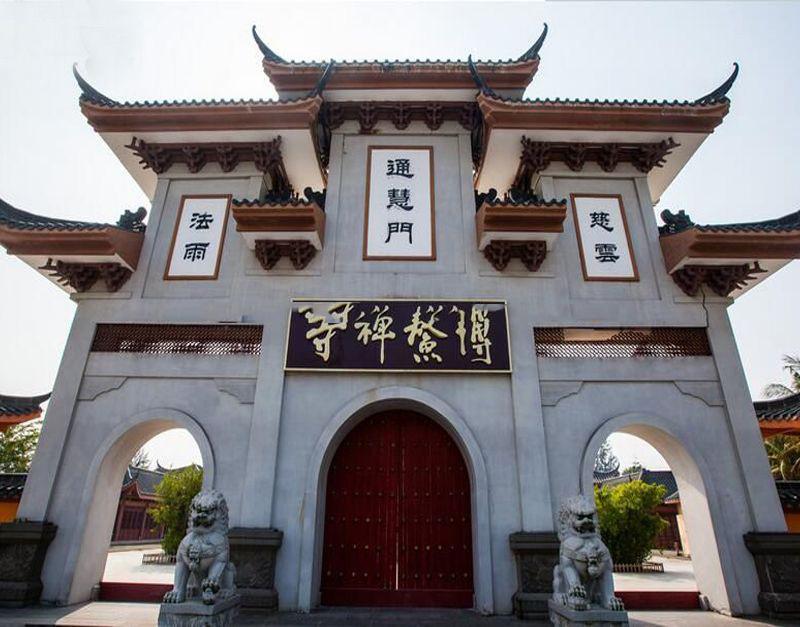 周边配套:博鳌禅寺文化景点