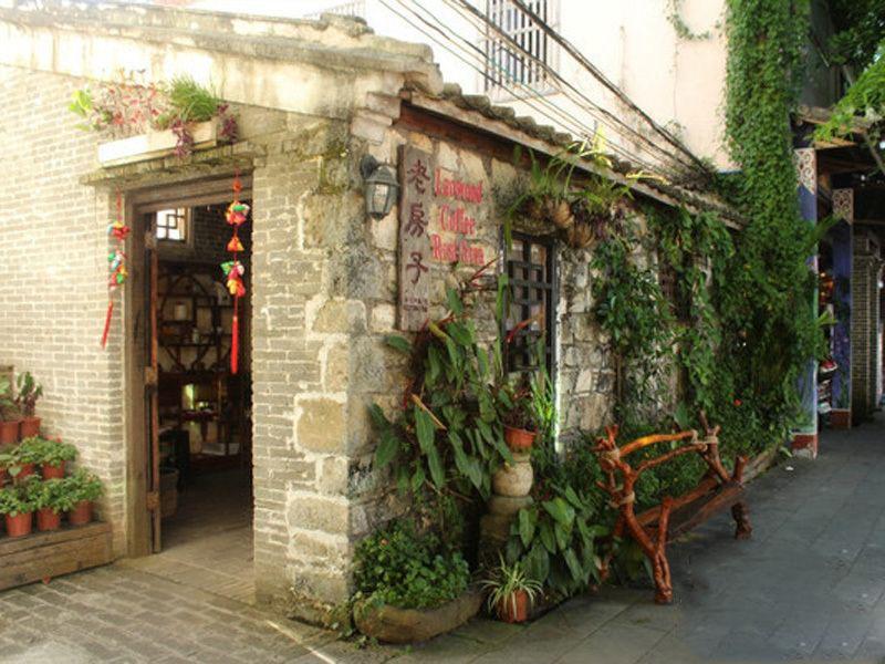 周邊咖啡屋
