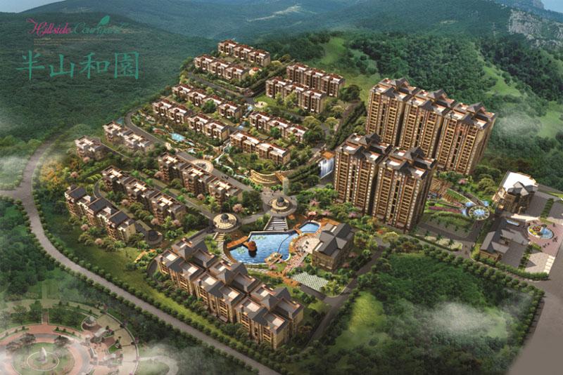 瓊中 半山和園項目均價7500元/㎡,購房有優惠!