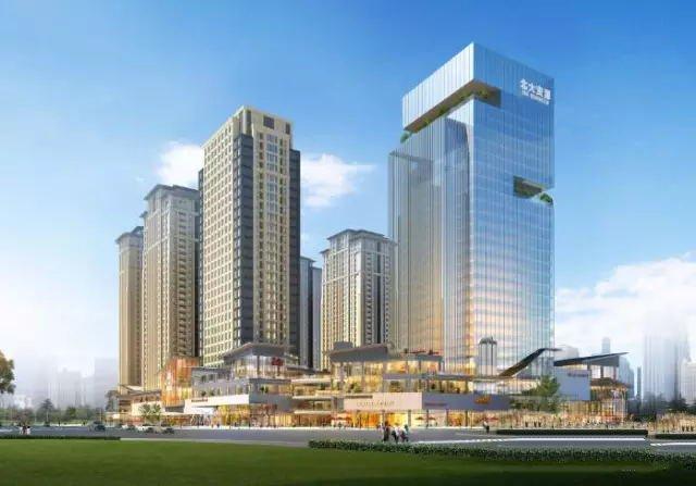昆明北大资源博泰城在售毛坯公寓  预计2020年9月30日交付