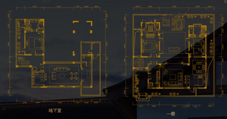 瑞吉户型2 3室--厅--卫--厨 建筑面积:362.25㎡