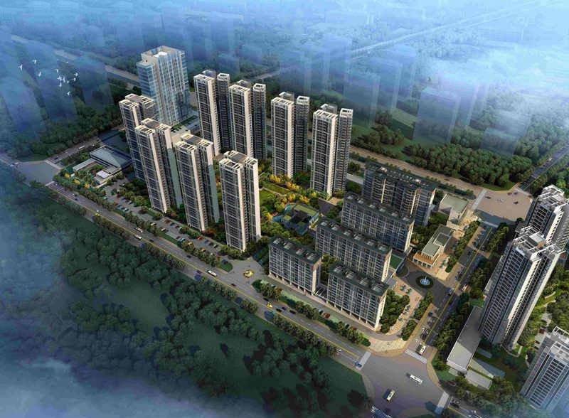 珠海平沙九号2期 在售户型建面96-122㎡3居-4居 均价11500元/㎡