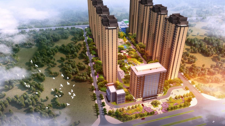 丽江九里晴川小户型住宅在售,预计2020年年底交房