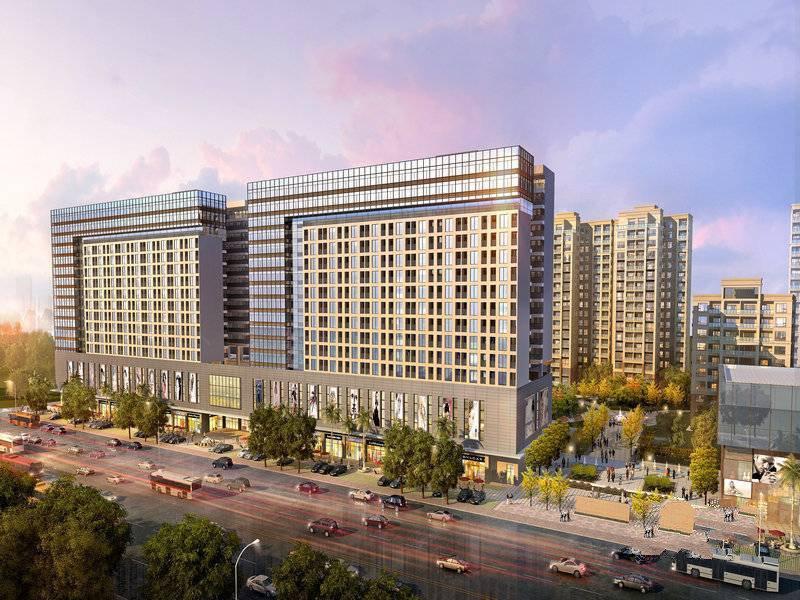桂林天悦城项目带装修多样户型住宅在售,均价7500元/㎡