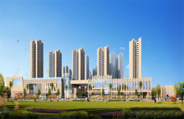 珠海恒裕江山汇  2019年8月17日15栋样板房已开放