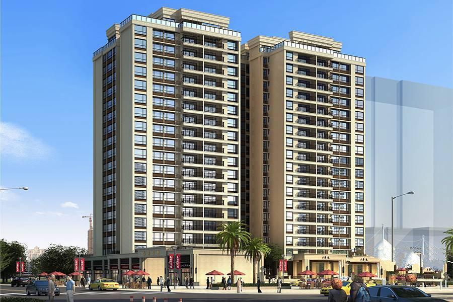 钦州海洋公寓项目目前还有少量房源在售,预计2019年10月底交房