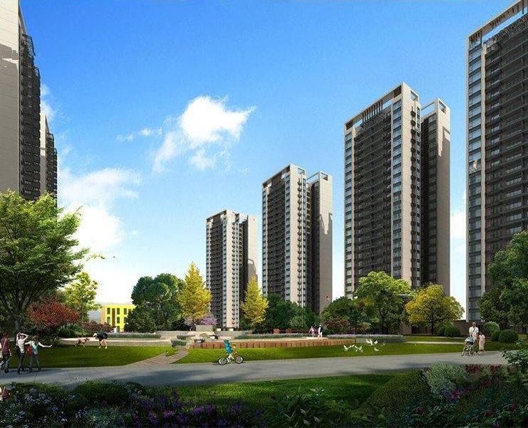 钦州光大锦绣山河项目在售二期,一期还有少量房源