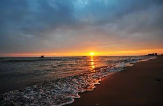 龙栖湾海岸