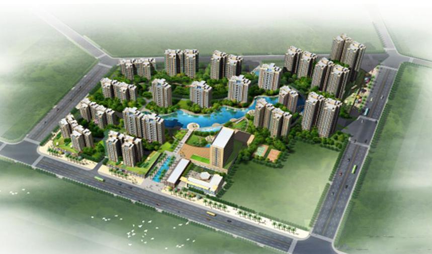 珠海中航花园 城市生态谷 墅院级美宅 在售均价18000元/㎡