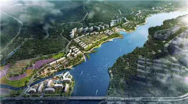 国安七星海岸鸟瞰图