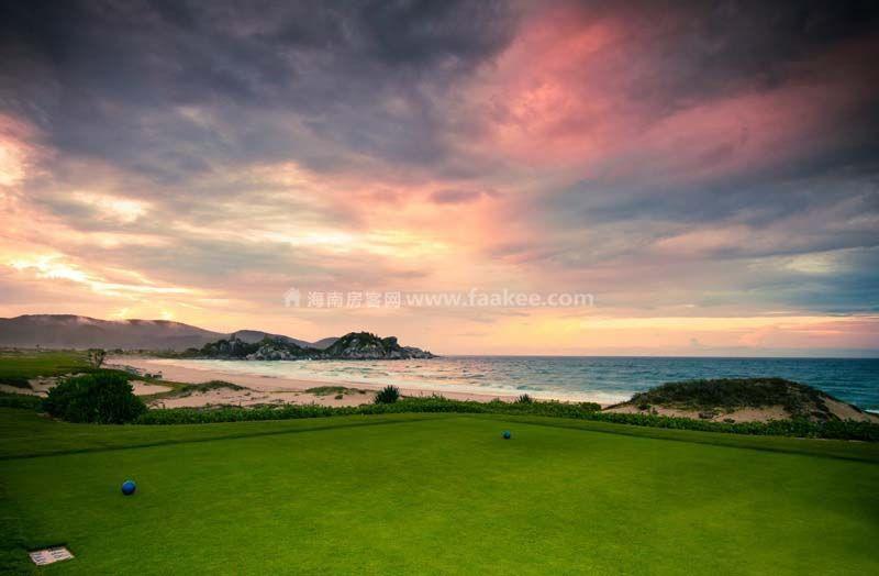 中海神州半岛实景图
