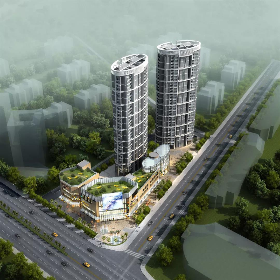 珠海岭秀城壹号2019年4月30日已开盘、预计2021年交房