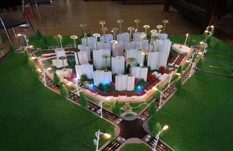 海城时代广场实景图