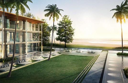 普吉岛Baan Mai Khao海景公寓