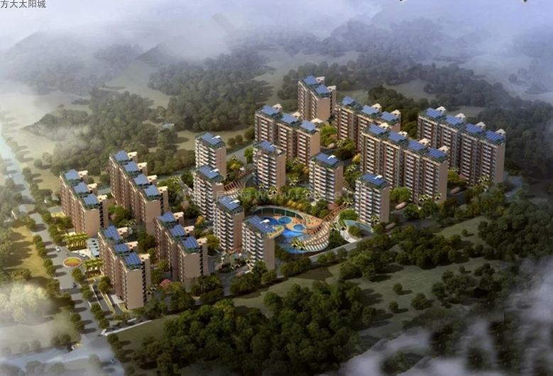 三亚 方大太阳城主力户型为建面85㎡的两居,关注有惊喜哦!