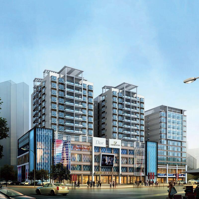 陵水 汇丰广场住宅现房 总价40万/套带装修