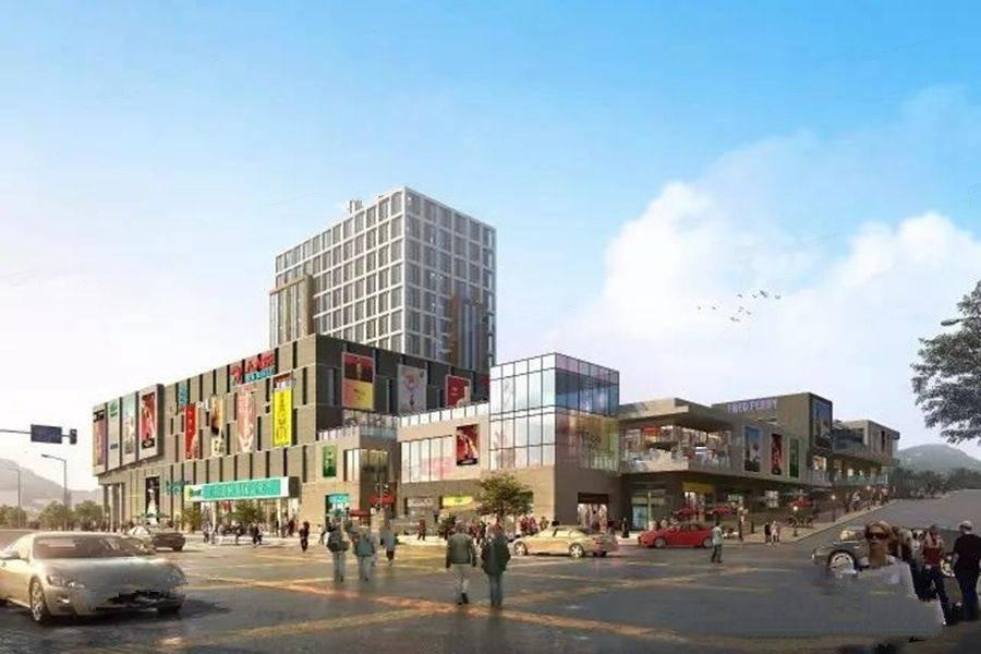 桂林昭州弘富中心项目带装修住宅型复式公寓在售,均价5400元/㎡