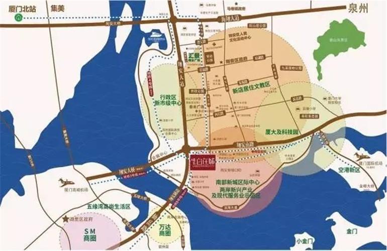 海西舜弘自在城交通图