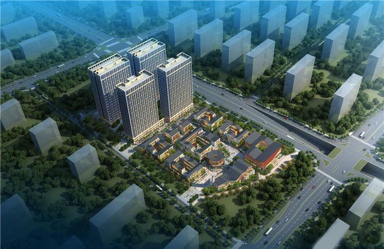 紫光浦上商业小镇