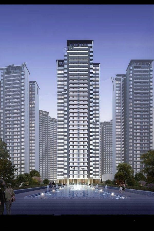 钦州阳光城翡丽湾项目在售住宅,购房享车位半价优惠