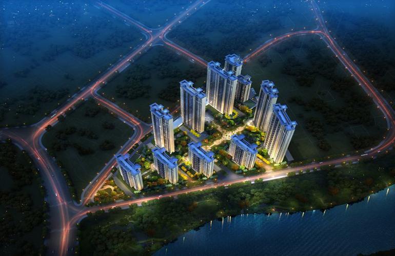 福州融侨观湖在售高层瞰景住宅  均价19900元/㎡