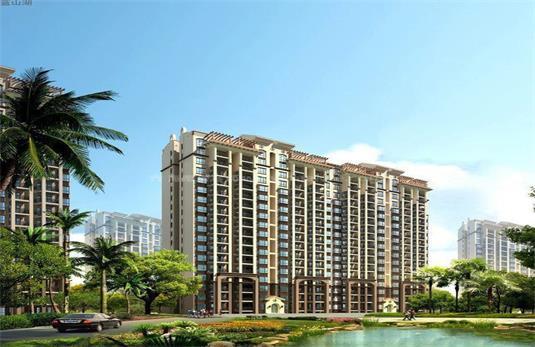 澄迈蓝山湖项目二期优惠房源在售 总价45—77万/套