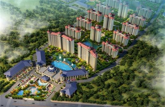 澄迈香格里温泉小镇目前推出2套特价房 单价10988元/㎡