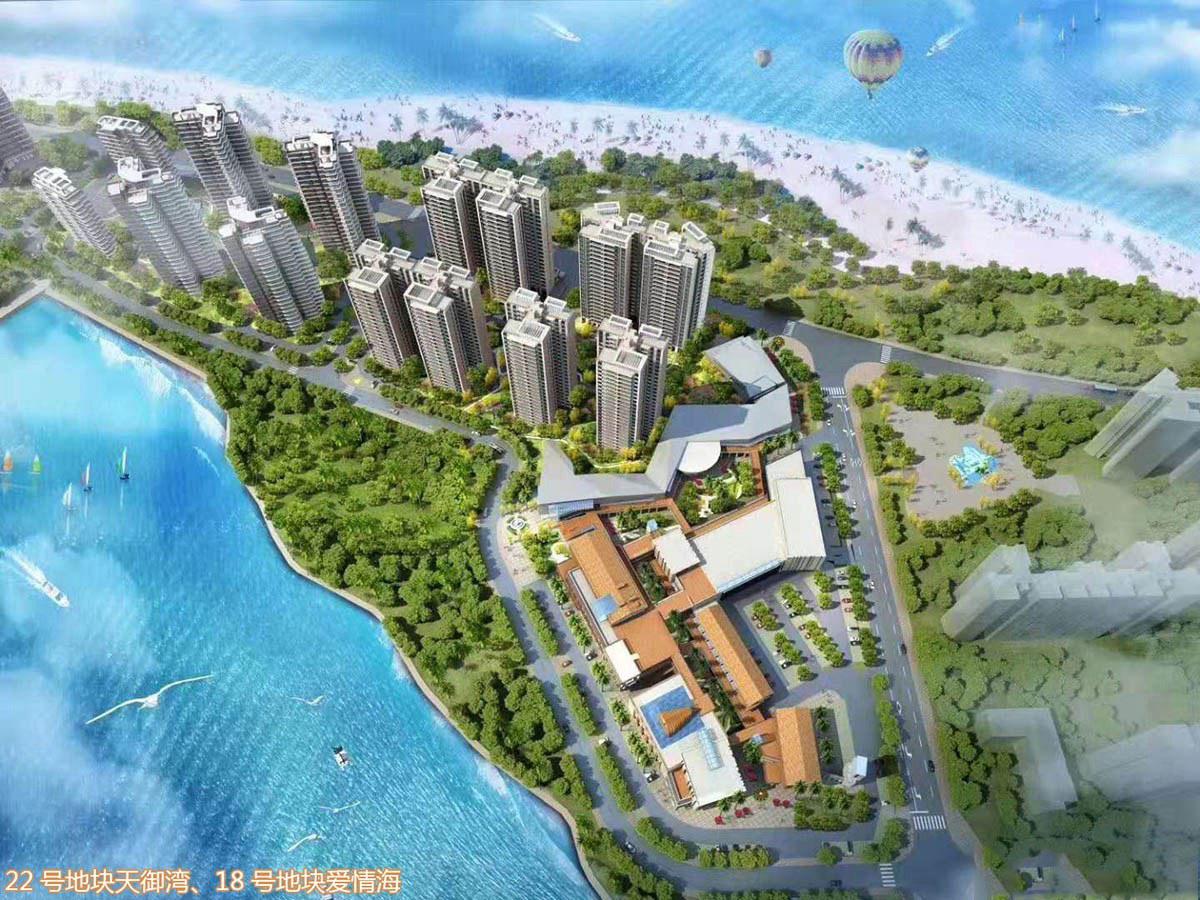 海口碧桂园中央半岛预计10月26日加推天御湾3#
