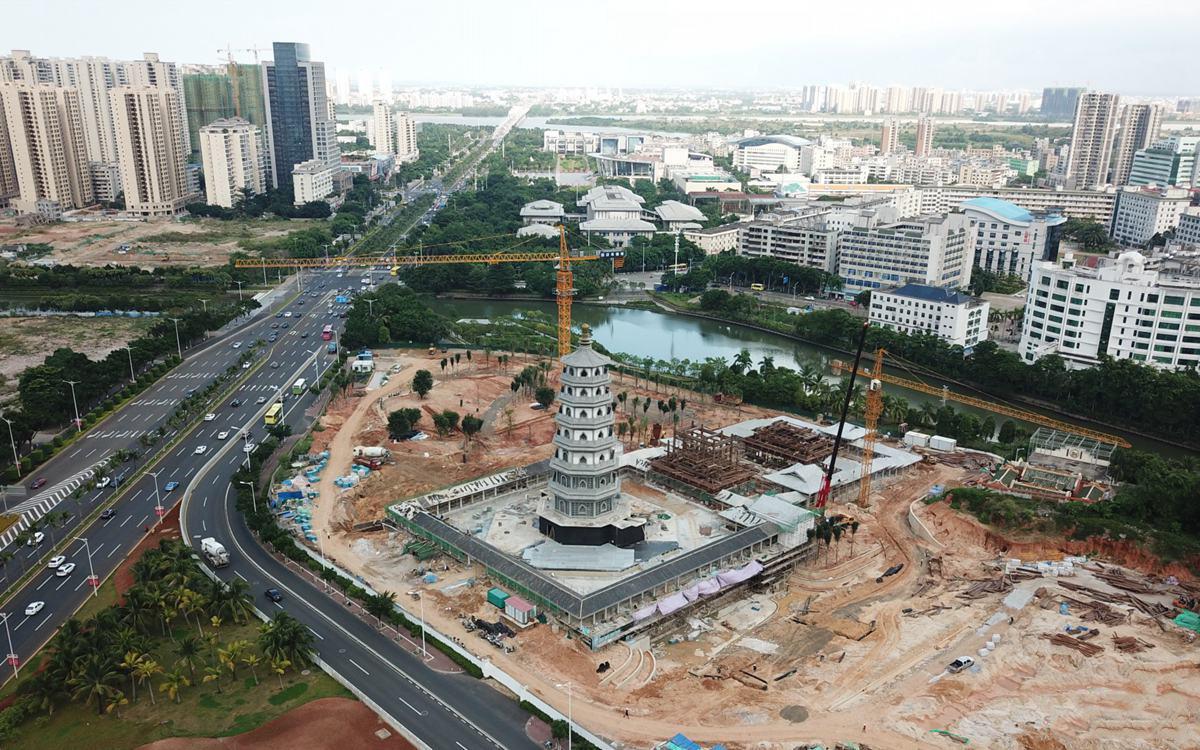周边-明昌塔文化公园