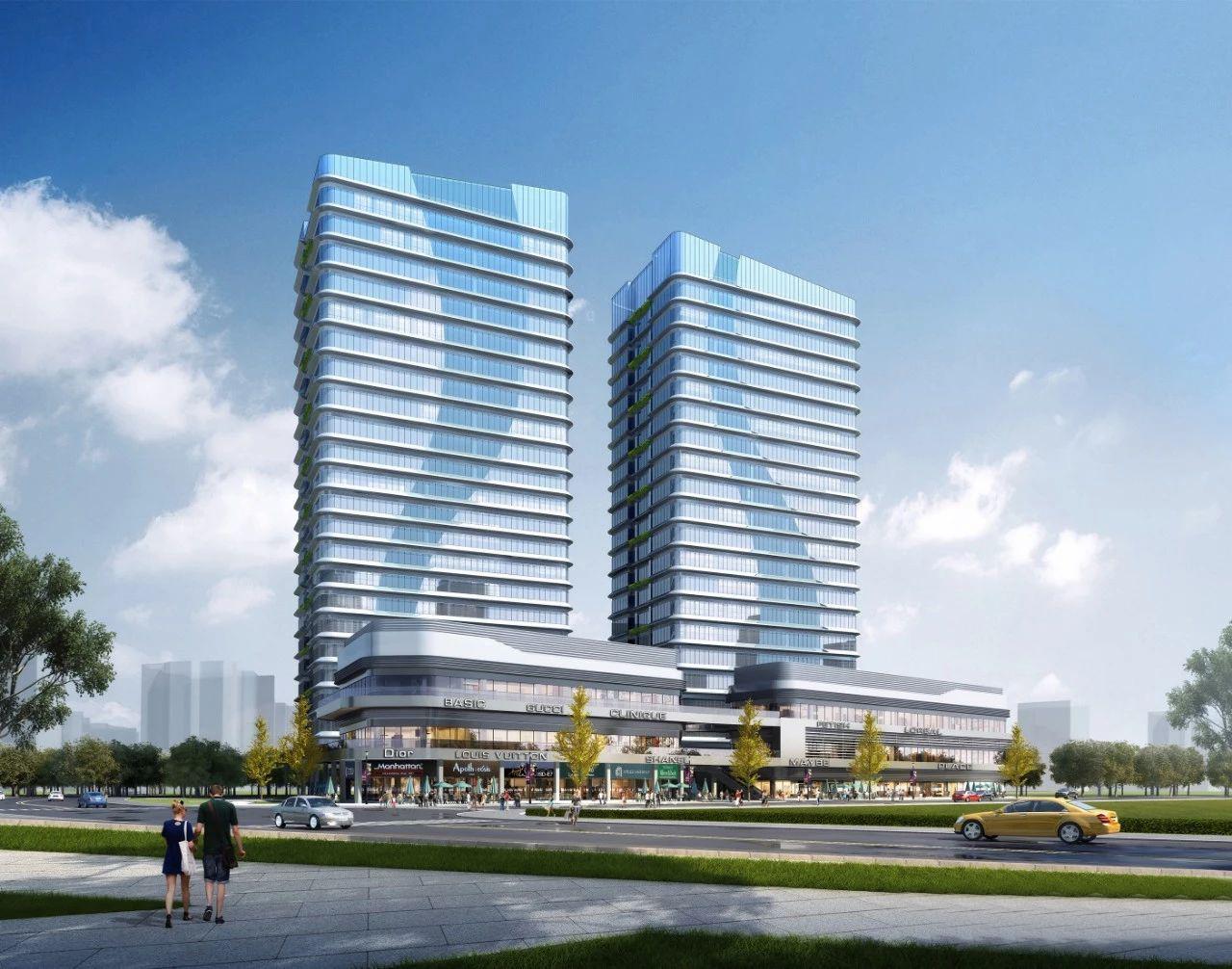 珠海碧桂园臻湾国际 在售建面约40-67㎡商务海景资产