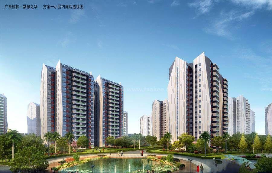 桂林信昌棠棣之华商业营销中心12月6日开放