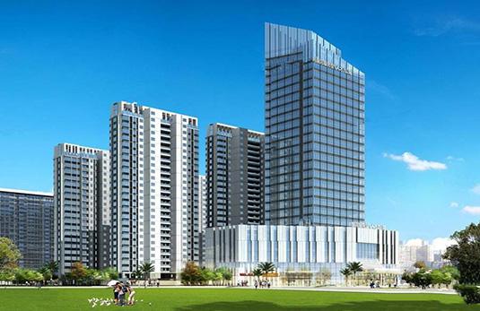 北海银河云谷里项目在售高层住宅,2021年1月31日项目3#交房