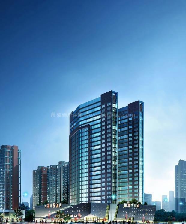 北海国际新城项目高层住宅公寓在售价格待定,三期已交房