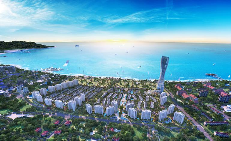 三亚 清凤海棠长滩靠山面海,在售建面约65-98㎡,价格800万/套起,购房优惠多多!